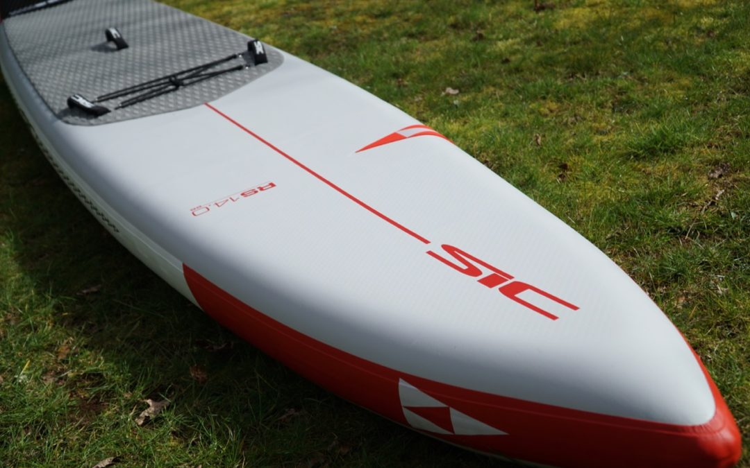 SUPBOARDER Review SIC Air-Glide RS 14