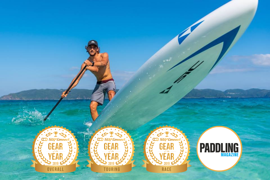 SIC Maui Wins 4 Awards in 1 week for Okeanos and RS boards