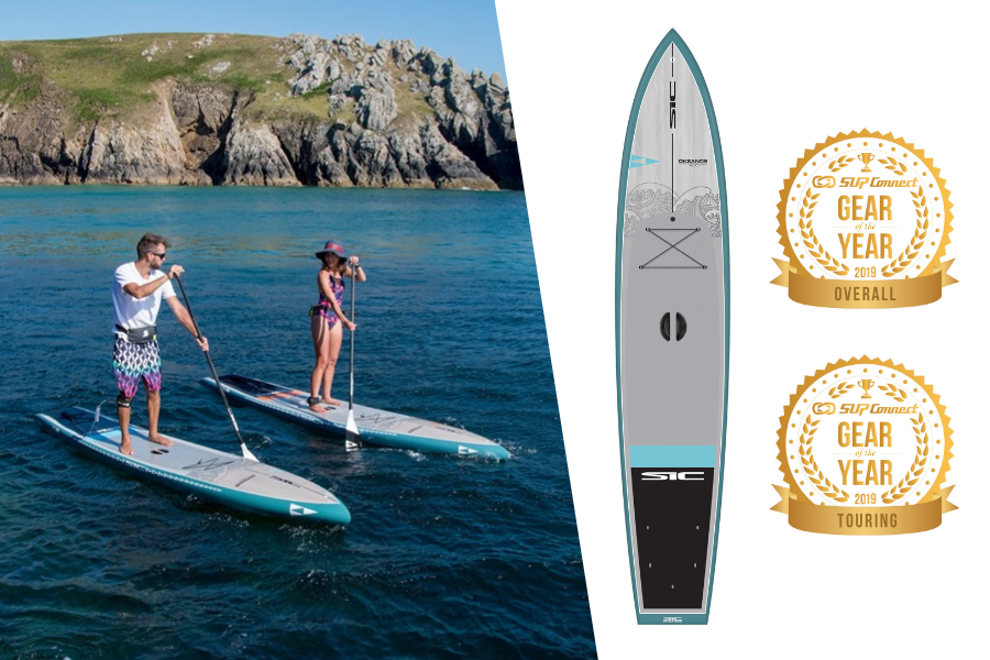 Okeanos - SUPCONNECT Overall and touring board of the year