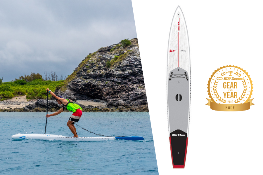 RS SUPCONNECT Race board of the year