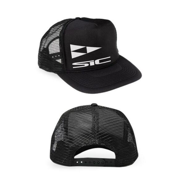 SIC Trucker Cap Black