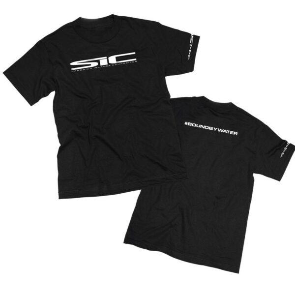 SIC Maui Black T-Shirt