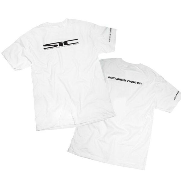 SIC white T-shirt