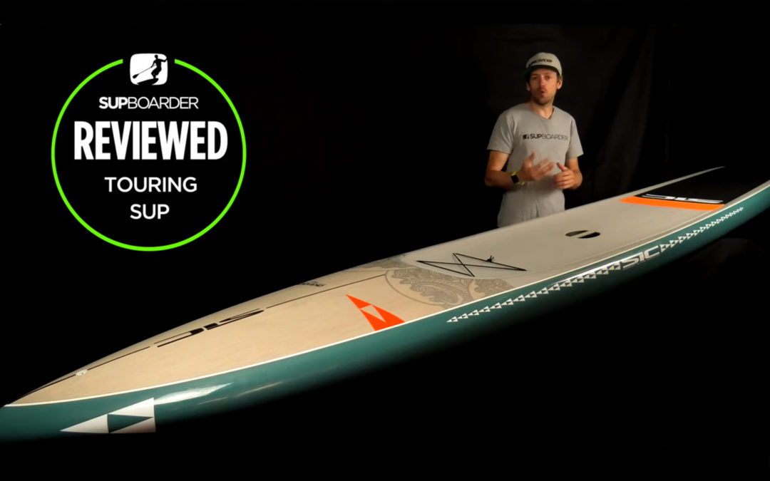SUPBOARDER Review the Okeanos 14