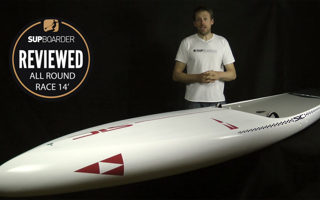 SUPBOARDER Review the SIC RS 14 x 26