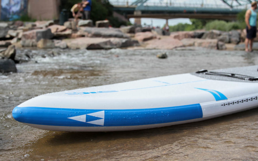 SUP Connect Review the SIC Air-Glide RS 12'6