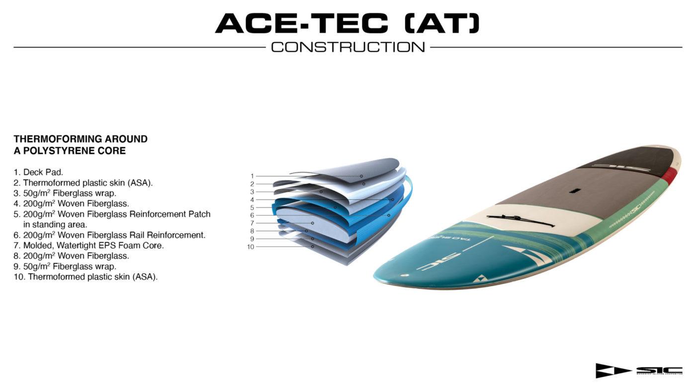 SIC Tao Surf Ace Tech
