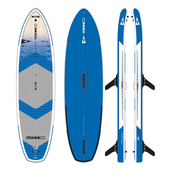 SIC TAO AIR-GLIDE WIND 10'6 Pack